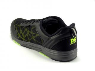 DK 17050 black lemon obuv